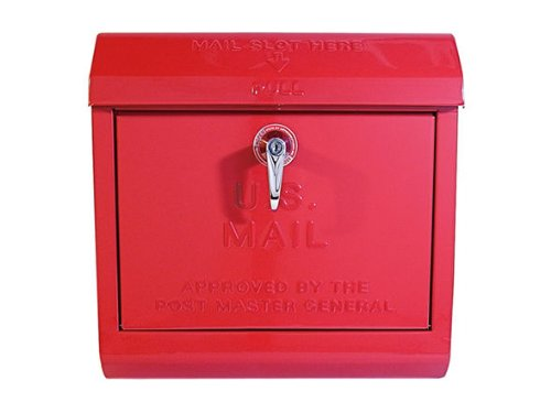 ART WORK STUDIO U.S. Mail box (ユーエスメールボックス) TK-2075 レッド