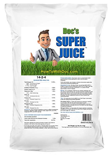 Super Juice All in One Soluble Supplement Lawn Fertilizer