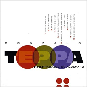 Gonzalo Teppa Contrabajos De Aldemaro