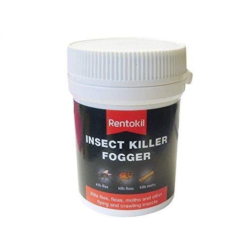 Rentokil FI65 - Vaporizzatore insetticida (Confezione da 2)