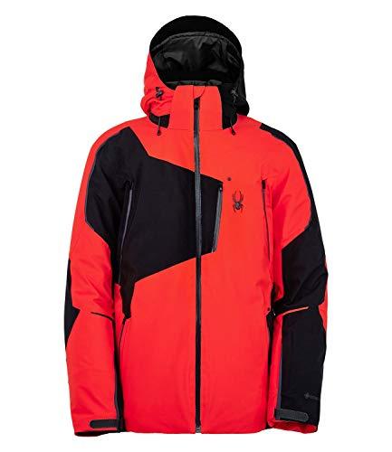Spyder Leader Gtx - Giacca da uomo, Uomo, giacca, 201022, Vulcano (Volcano), M