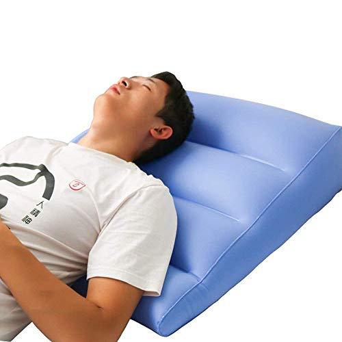 Opblaasbaar wigkussen - Wiggen Lichaamshoogtekussen voor orthopedische elevatie Ondersteuning voor rugpijn, knieherstel en zwelling