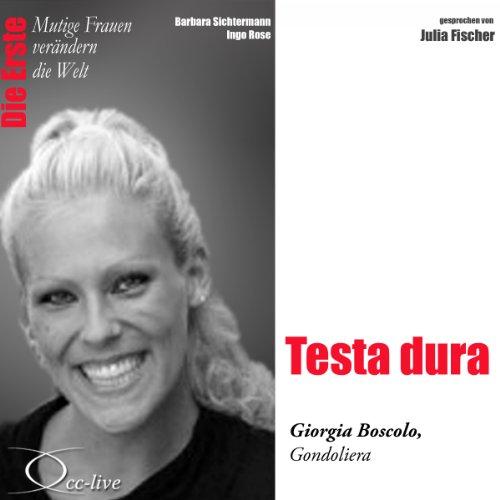 Testa dura - Giorgia Boscolo Titelbild