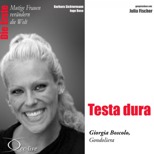 Testa dura - Giorgia Boscolo audiobook cover art