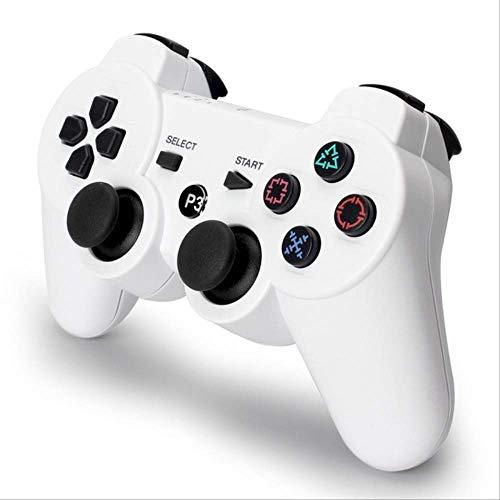 SMEI Tapis De Jeu Bluetooth Sans Fil Pour Ps3 Controller Play Station 3 Dual-shock Game Joystick Play Station 3 Console pâle