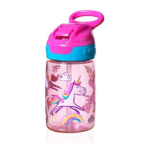 Nuby Tritan Schnabeltasse Incredible Gulp Active Kleinkind Cup 360ml Pink Unicorn