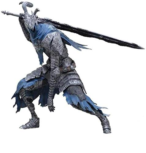 LJXGZY WJ Gift Dark Souls: Artorias The Abysswalker PVC Figura Escultura Coleccion Decoracion Modelo Regalo de cumpleanos Estatua