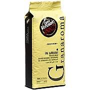 Caffè Vergnano 1882Grand Aroma Whole Bean, 1Pack (1x 1Kg