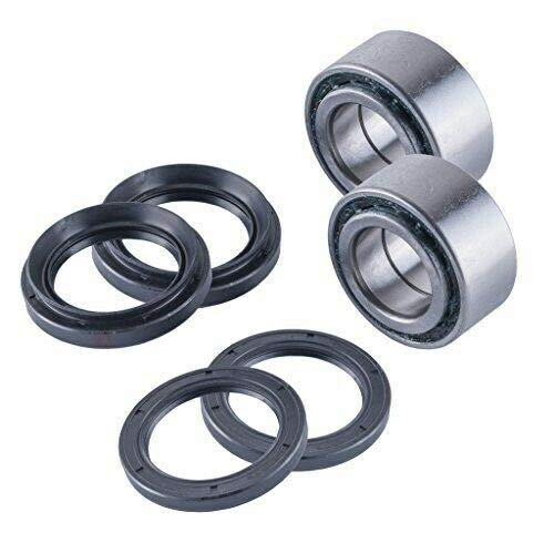 East Lake Axle replacement for Front wheel bearings /& seals kit Honda TRX 420 2007 2008 2009 2010-2013 2014