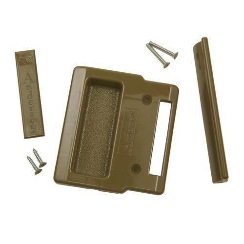 screen door handle kit - 6