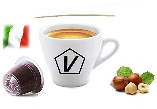 Capsule Compatibili Nespresso, Capsule Miscela Nocciola Linea Espresso (Kit Assaggio 20 Capsule)