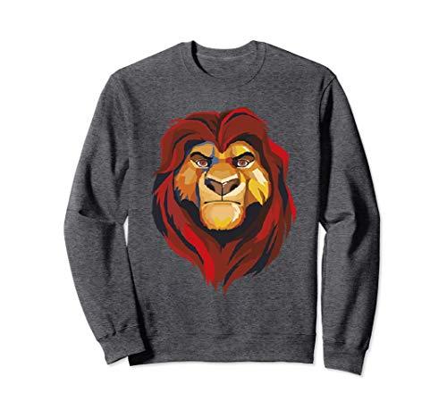 Disney Lion King Mufasa Geometrics Sweatshirt
