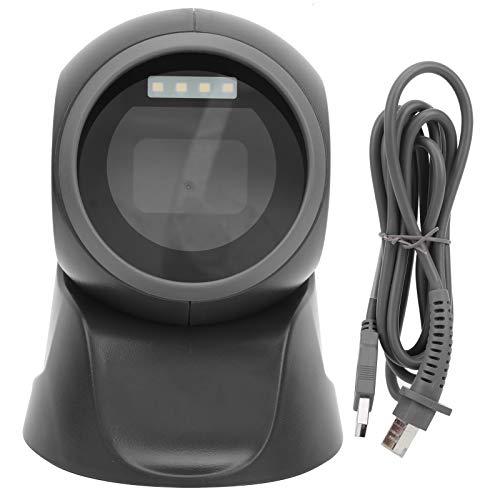 Desktop 2‑Dimensional Barcode Scanner Code Reader Platform Bar Recognizer SC‑7130‑2D USB Scanner