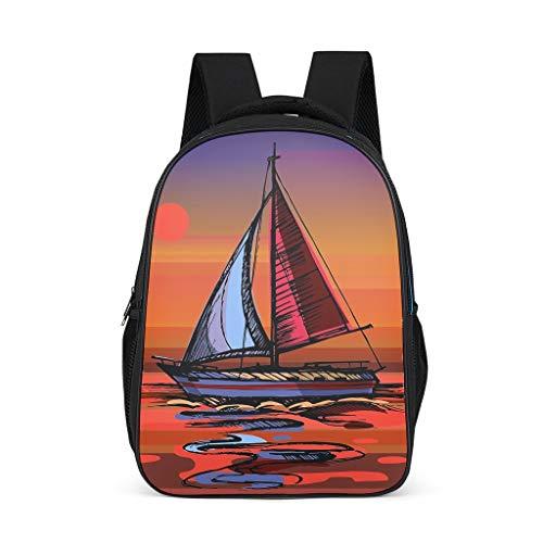 Fliegende Untertasse, leichter Rucksack für Teenager, Erwachsene, Schultaschen für Jungen und Mädchen, Geschenke für Kinder, Büchertasche.