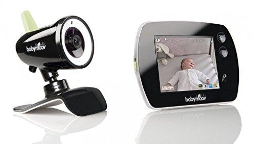 Babymoov Video Touch Screen A014411 - Vigilabebés