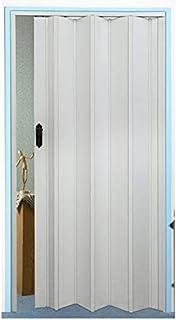 Folding Door Sliding- White