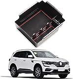 LFOTPP Koleos 2 MK2 Apoyabrazos Consola Central Bandeja, Caja de Almacenamiento Organizador coche Interior Accesorios