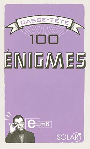 100 Énigmes - Casse-tête