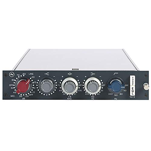 Learn More About Neve 1073 CH