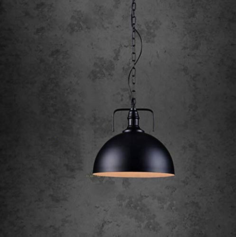 Kronleuchter, Loft Retro Industrial Style Restaurant bar Kronleuchter, modern, minimalistisch Balkon Gang Treppe Lampen (Effizienz  A) (Farbe  B-30  25 cm)