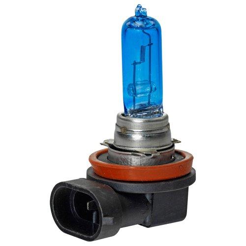 Ampoules Halogène SuperWhite Bleu H9 65W/12V/4800K, Set de 2 pièces (E4)