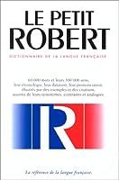 Le Nouveau Petit Robert Dictionnaire De LA Langue Franaise: Des Noms Propres