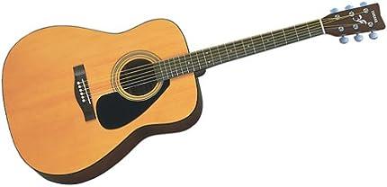 Yamaha F-310 Guitarra acústica Folk con cuerda de acero, semi Jumbo