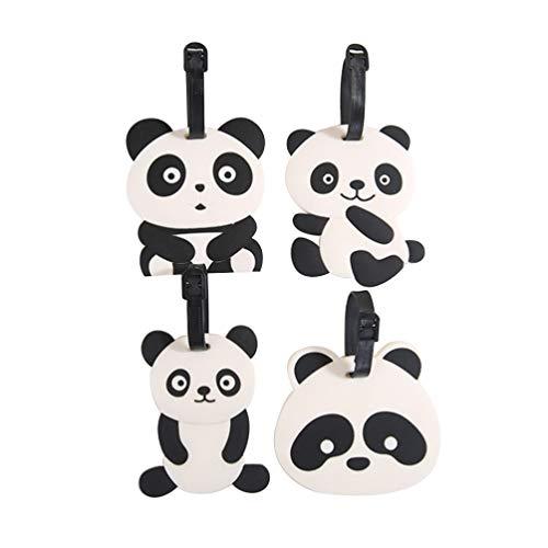 Etiqueta Para Equipaje Panda  marca LIOOBO