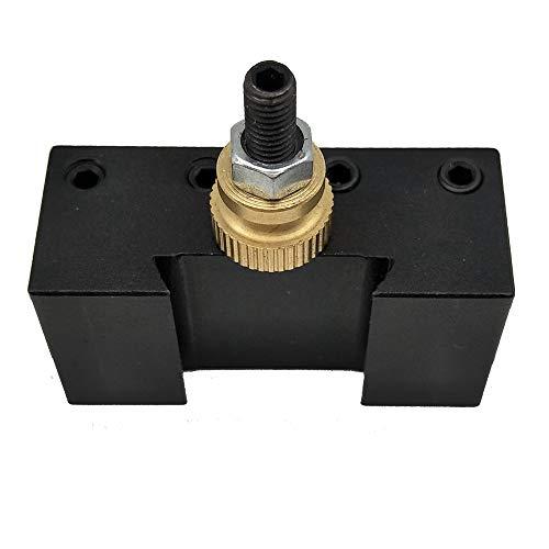KKmoon Mini-Drehmaschine Schneidmesserhalter für Schnellwechsel-Werkzeughalter