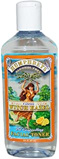 Humphrey's Witch Hazel Facial Toner, Citrus, 8 Ounce