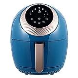 Sin aceite aire freidora 3.5L Fryers Air Multifuncional Gran capacidad de gran capacidad LED eléctrico LED Pantalla Ajustable Temperatura y tiempo