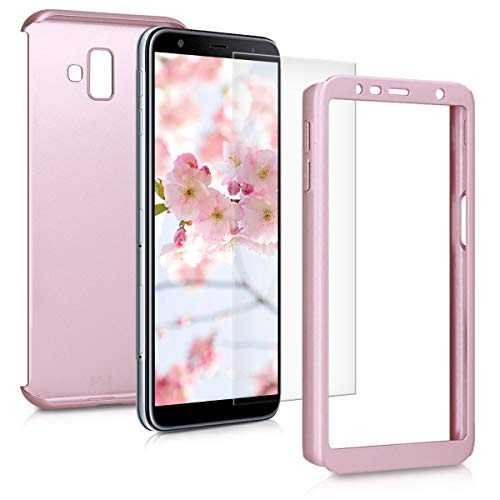 Kwmobile Funda Samsung Galaxy J6+ / J6 Plus DUOS -