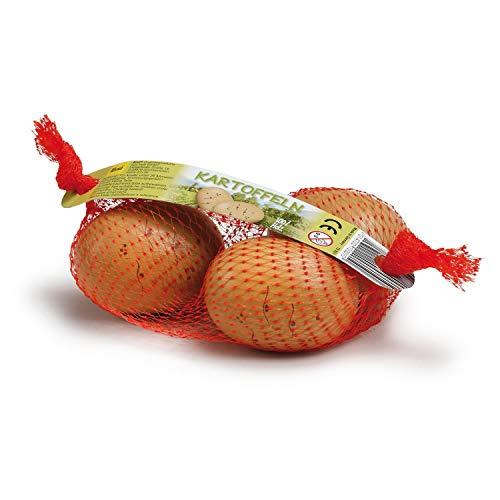 Kartoffeln im Netz aus Holz Erzi 12001  Kaufladenartikel für Kinder