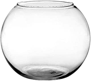 Best clear glass rose bowl Reviews
