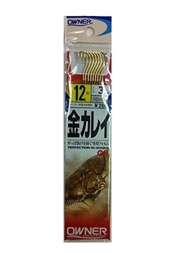 OWNER(オーナー) オーナー糸付 20126 金カレイ 12-3