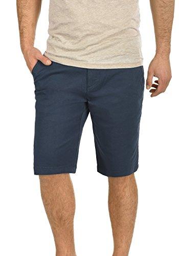 !Solid Lamego Herren Chino Shorts Bermuda Kurze Hose Aus Stretch-Material Regular Fit, Größe:XL, Farbe:Insignia Blue (1991)