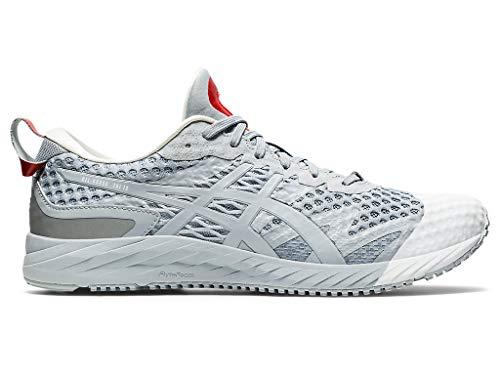 ASICS Men's Gel-Noosa Tri 12 Running Shoes, 11.5M, Piedmont Grey/Piedmont Grey