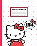 """Hello Kitty Composition Book: Practice Notebook for Students, Teacher, Children 