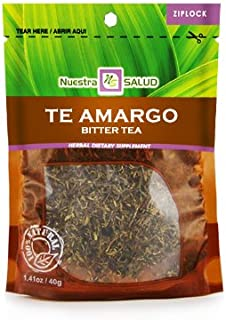 Te Amargo Bitter Tea Herbal Infusion