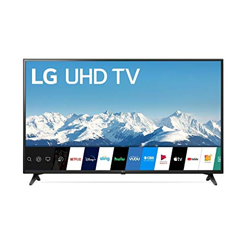 Television LG Pantalla de 43 Pulgadas Smart LED TV 43UN6950ZUA 4K (2160P) (Renewed)