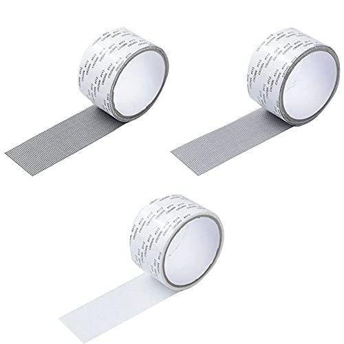 Hyong - 3 fili adesivi per uso domestico, anti-zanzara, per riparare i fori rotti