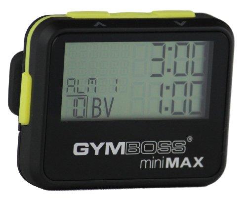 Gymboss Minimax Und Stoppuhr Bild