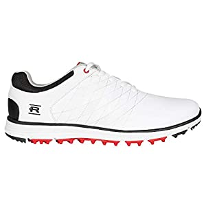 This high-performing golf shoe offers on and off-course versatility Thanks to a spikeless outsole which provides multi-direction grip and control for stability throughout the golf swing Europe's largest golf retailer. We stock a full range of golf eq...