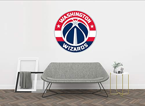 Ottosdecal Basketball Team - Wall Decal Vinyl Sticker for Home Interior Decoration Doors Laptop, Window, Mirror, Car (15