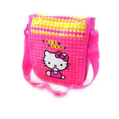 Hello Kitty [I8119 - Sac rose jaune