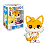 POP! Games Sonic The Hedgehog 641 Tails Flocked Special Edition …