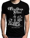 Photo de GFHDG Three Days Grace Life Starts Now T-Shirt