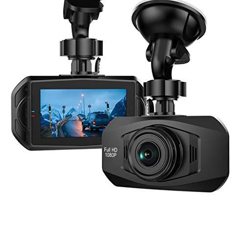 WANG XIN 2,7 Pouces 1080p HD Amazon enregistreur de Conduite caché dashcam de Voiture