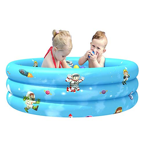 Piscina Inflable, Piscina para niños, Centro de natación Familiar Piscinas rectangulares para niños, Adultos, bebés, al Aire Libre, Patio Trasero, jardín, Fiesta de Verano