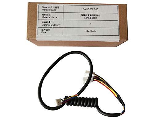 SPEDWHEL Cable de muelle original para patinete eléctrico NINEBOT ES1 ES2 ES3...